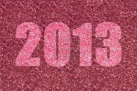 2013 glitter