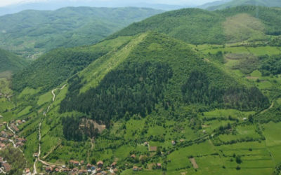 Breaking News From The Bosnian Pyramids Negative Ions Increasing