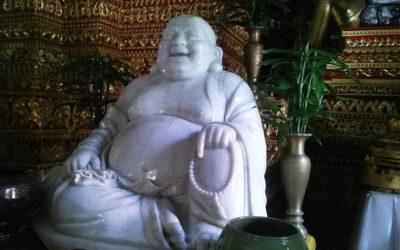 Make A Wish With The Wishing Buddha