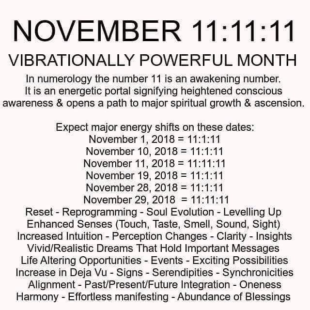 11:11:11 Energy Update: Claiming Sovereignty Over Mind and Body