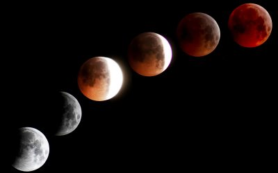 🌟 June 5th Lunar Eclipse: Truth and Anger + 2012
